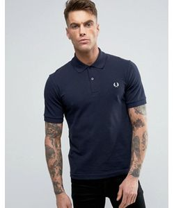 Fred Perry Laurel Wreath | Fred Perry Reissues Polo The Original M3 Pique In Navy