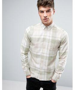 Solid | Рубашка Классического Кроя В Клетку