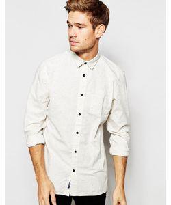Selected Homme | Рубашка В Крапинку Бежевый