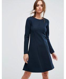 Selected | Платье С Длинными Рукавами Femme