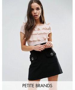 Vero Moda Petite | Топ С Ярусными Оборками