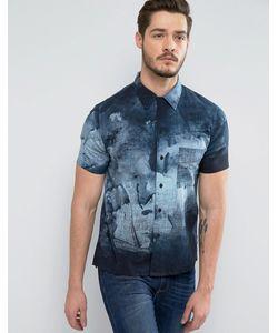Nudie Jeans Co | Рубашка С Принтом Brandon