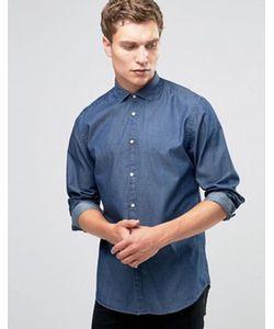 Jack & Jones | Рубашка Из Ткани Шамбре Premium