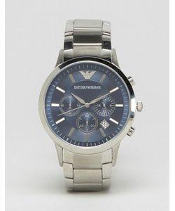 Emporio Armani | Часы С Ремешком Из Нержавеющей Стали Ar2448