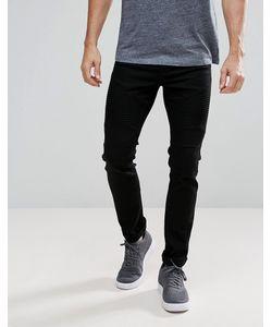 Voi Jeans | Байкерские Джинсы Скинни