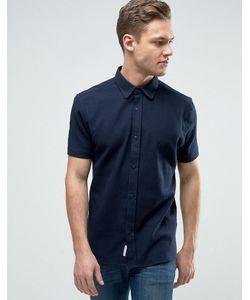 Bellfield | Рубашка Из Ткани С Вафельной Текстурой