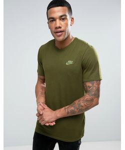 Nike | Зеленая Футболка 834735-331