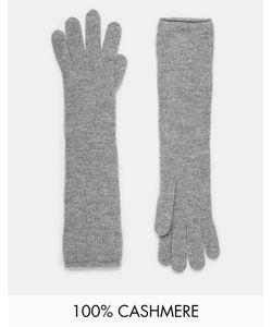 Johnstons | Длинные Кашемировые Перчатки