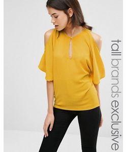 Alter Tall | Струящаяся Блузка С Открытыми Плечами