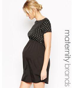 Kate Thomas | Платье-Туника Для Беременных С Принтом В Горошек