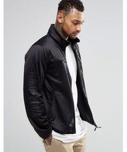 Your Own | Куртка На Молнии С Отделкой Декоративным Кантом Черный