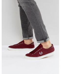 Fred Perry | Парусиновые Кроссовки Underspin