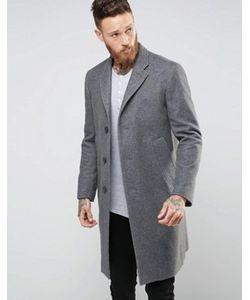 Nudie Jeans Co | Пальто Из Переработанной Шерсти Nudie Waldo