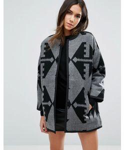 Vero Moda | Куртка С Графическим Принтом