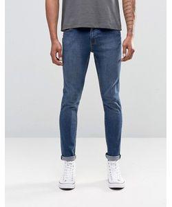 Cheap Monday | Облегающие Синие Джинсы