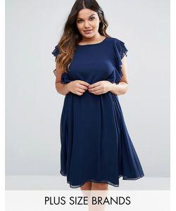 Lovedrobe | Платье С Оборками