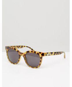 Crap Eyewear | Солнцезащитные Очки Кошачий Глаз В Черепаховой Оправе Блестящий