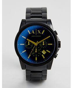 ARMANI EXCHANGE | Черные Часы Ax2513
