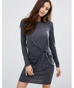 JDY | Платье С Узлом Спереди