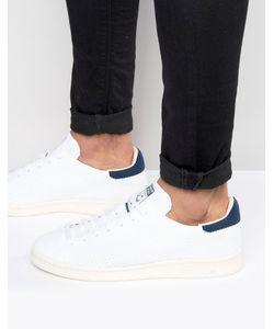 adidas Originals | Кроссовки Stan Smith Primeknit S75148 Синий