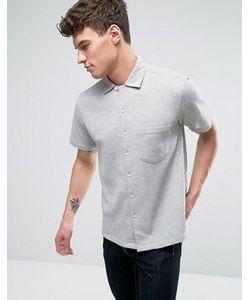 Nicce London's | Рубашка Классического Кроя С Вафельной Текстурой Nicce London