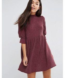 Asos | Фактурное Свободное Платье