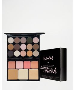 NYX   Набор Для Макияжа Butt Naked Turn The Other Cheek