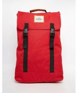 Workshop | Рюкзак С Двумя Ремешками Красный