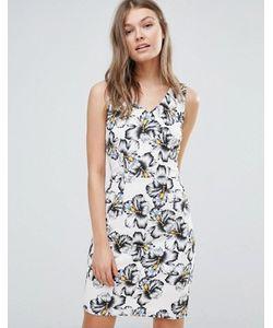 Sugarhill Boutique | Цельнокройное Платье С Принтом Capri