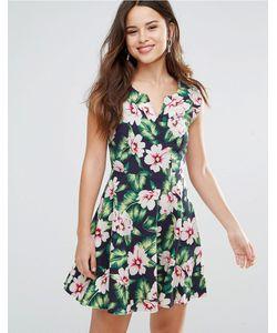 Louche   Платье С Цветочным Принтом Gael