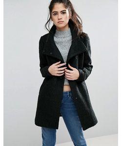 Only | Шерстяное Пальто New Sophia