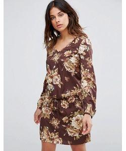Vero Moda | Платье С Цветочным Принтом Juliet