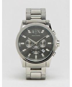 ARMANI EXCHANGE   Часы С Ремешком Из Нержавеющей Стали Ax2092
