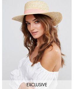 South Beach | Соломенная Шляпа