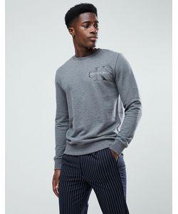 Calvin Klein Jeans   Свитшот С Логотипом На Груди