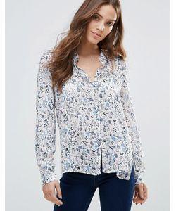 Vero Moda | Рубашка С Цветочным Принтом Elena
