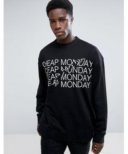 Cheap Monday | Свитер С Логотипом