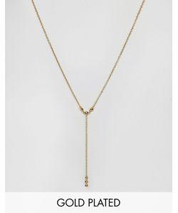 gorjana | Позолоченное Ожерелье