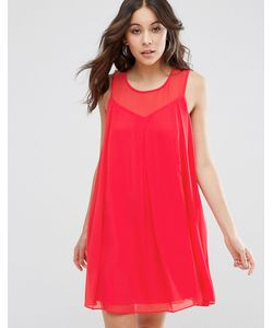 BCBGMAXAZRIA | Цельнокройное Платье С Лифом Сердечком Bcbg
