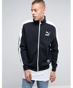 Puma | Черная Спортивная Куртка T7