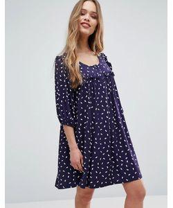 Ivana Helsinki | Цельнокройное Платье Moomin Annikki