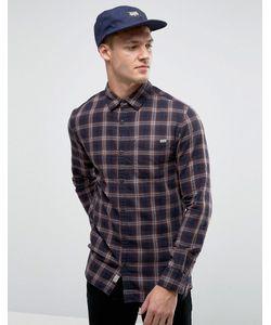 Jack & Jones | Рубашка Классического Кроя В Клетку Vintage