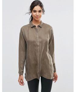 Minimum | Рубашка С Разрезами По Бокам Dine