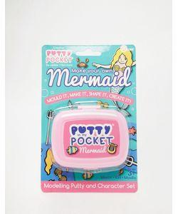 50FIFTY | Набор Для Лепки Make Your Own Mermaid Мульти