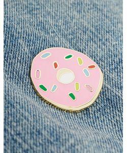 Jolly Awesome | Эмалированный Значок С Пончиком Мульти