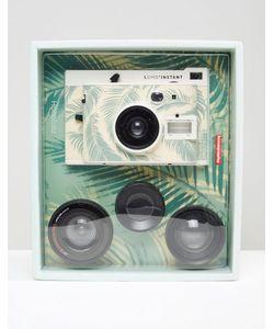 Lomography | Фотоаппарат Ограниченной Серии Для Моментальных Снимков Honolulu Мульти