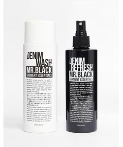 Mr Black | Набор Для Ухода За Джинсовыми Вещами Denim Wash