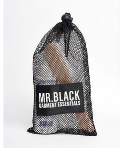 Mr Black | Набор Для Чистки Обуви Со Щеткой