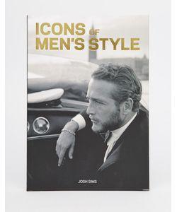 Books | Книга Icons Of Mens Style Мульти