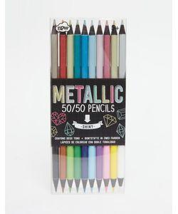 NPW | Цветные Карандаши 50/50 Metallic Мульти